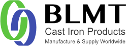 BLMT cast iron pan supports, gas hobs, cooker, stove, cooking, appliances, manufacture, manufacturer, Thailand, South Korea, North America, UK, EU Logo